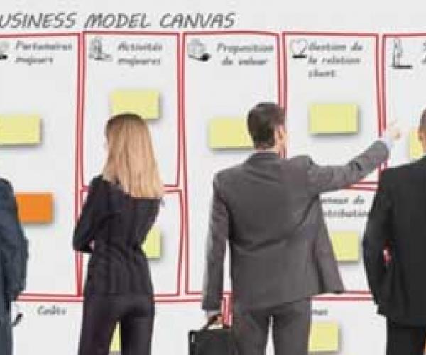 Elaborer le Business Model d'un projet innovant